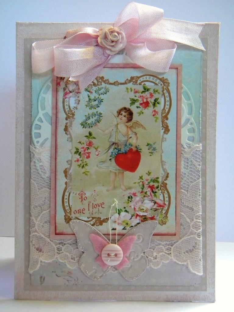 Handmade Valentine Cards  The Handmade Card Blog