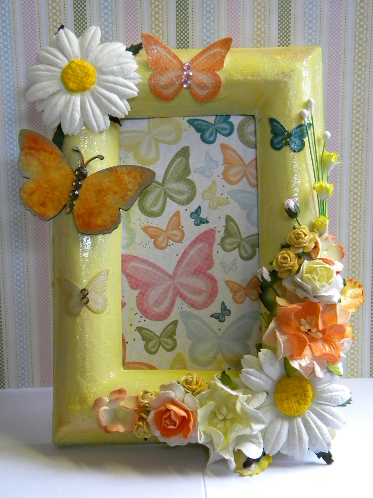 How to Make Paper Mache Frames