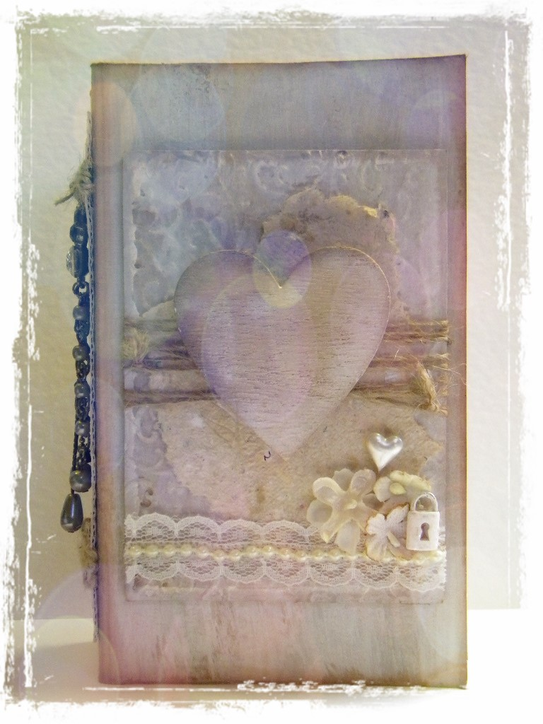 Shabby Chic Photo Book 1