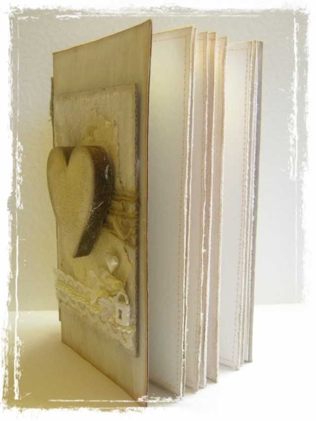 Shabby Chic Photograph Book 3