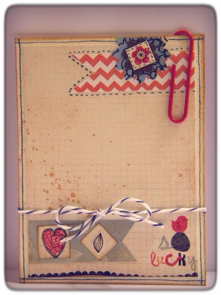 Journalling Card