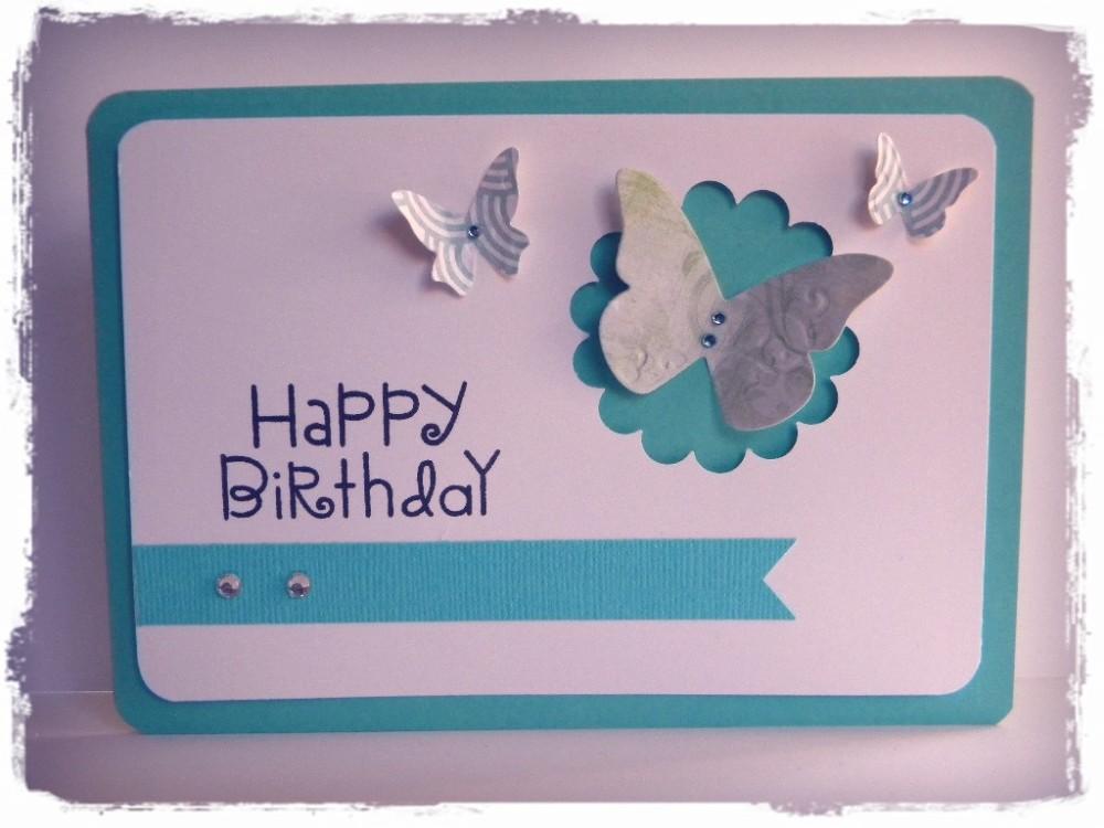 Happy Birthday Card (1/3)