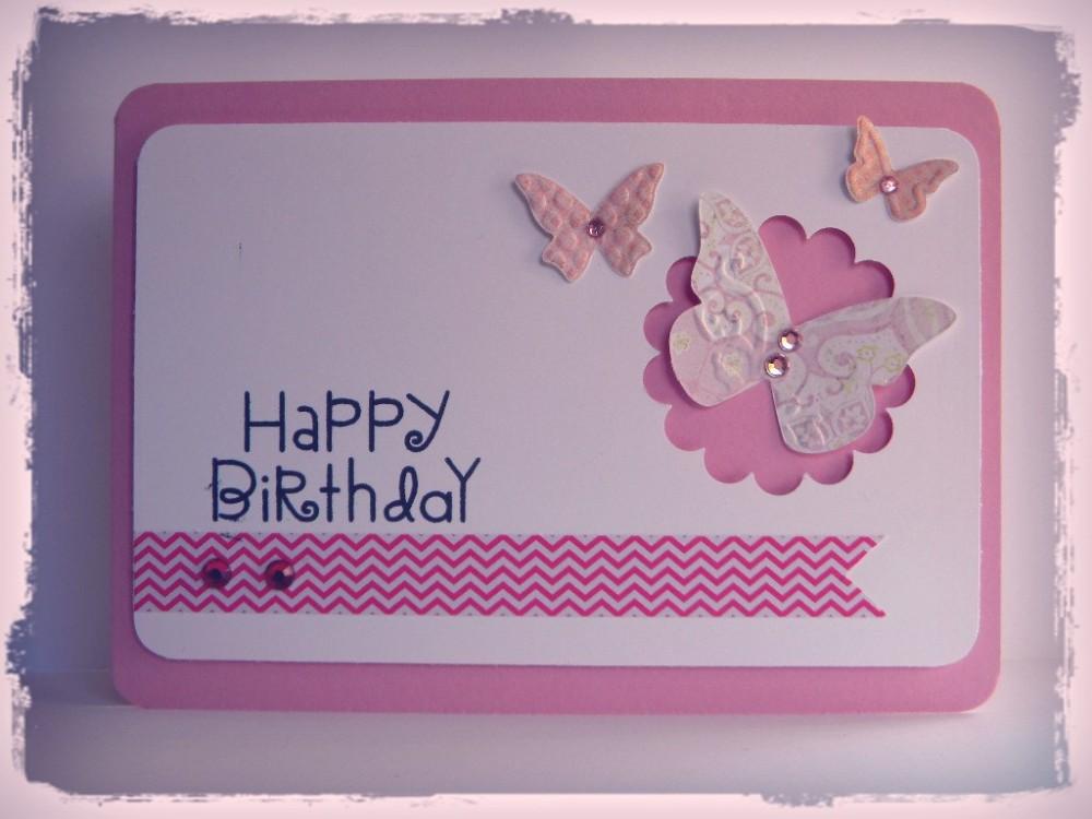 Happy Birthday Card (2/3)