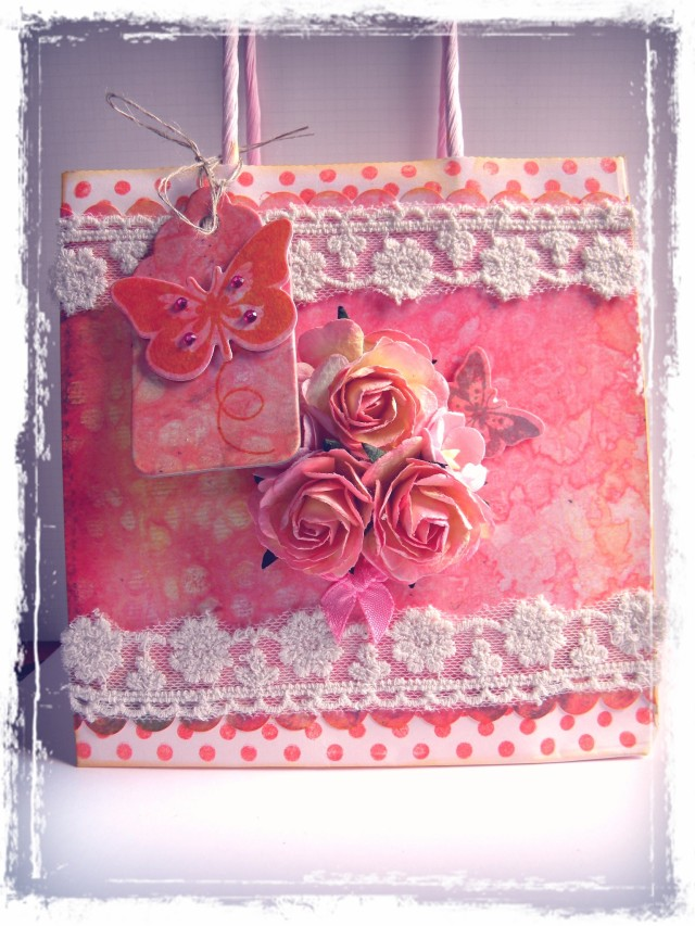 Sunrise Sunset Gift Bag