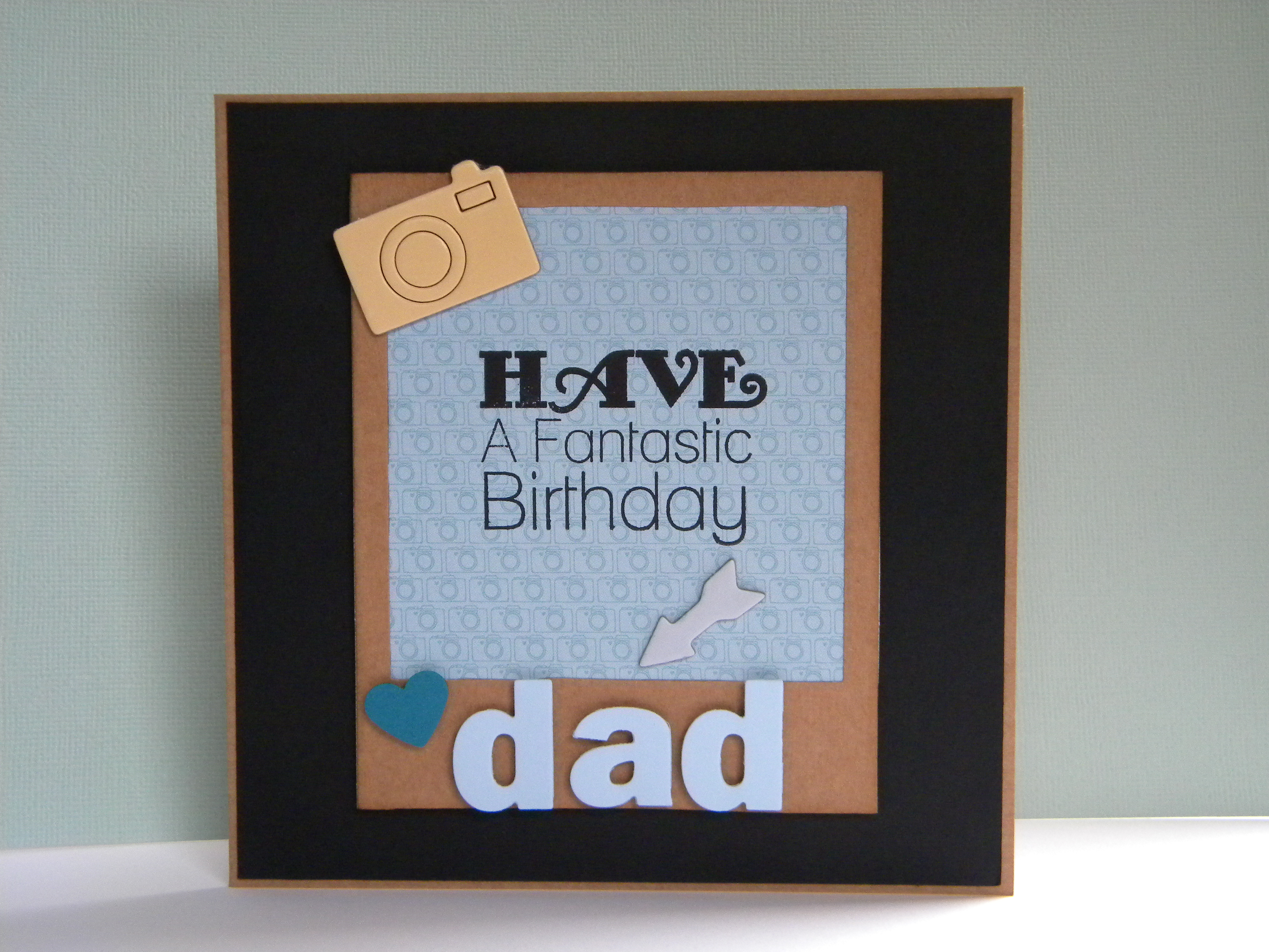 Birthday Cards for Dads – Homemade Card Ideas for Birthdays