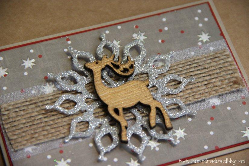 reindeer christmas card 2