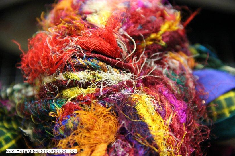 sari fibres