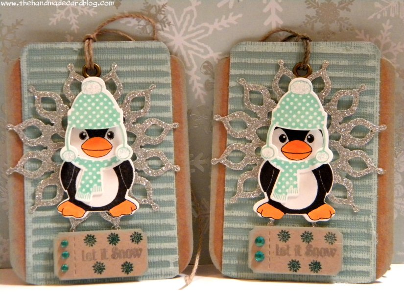 blue penguin tags