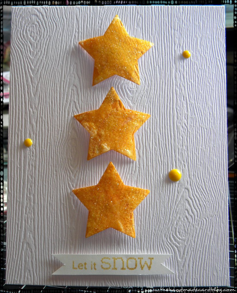 let it  snow stars