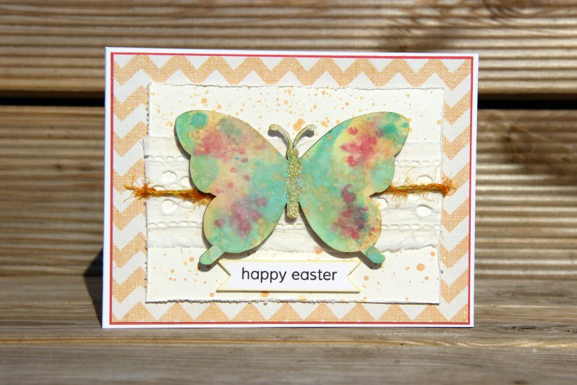 the easter butterfly