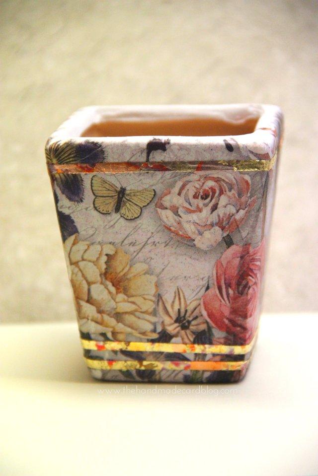 Napkin Pottery 1