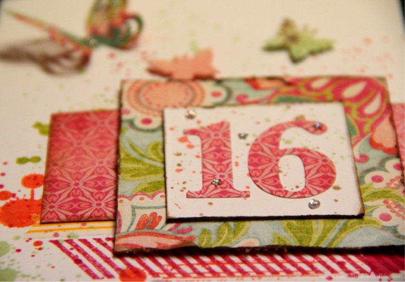 sixteen 3