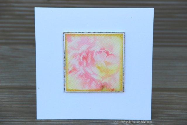 Watercolour Rose Blush 3