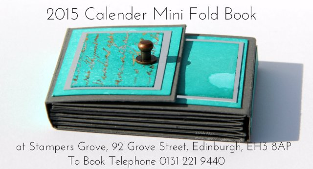 Calendar Mini Book Workshop