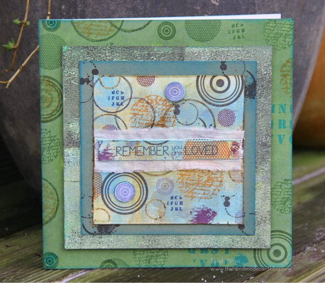 Limor Circles Card