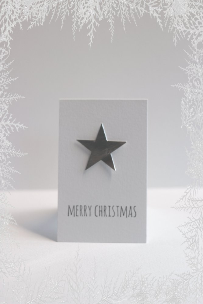 Quick & Easy Christmas Cards (1/2)
