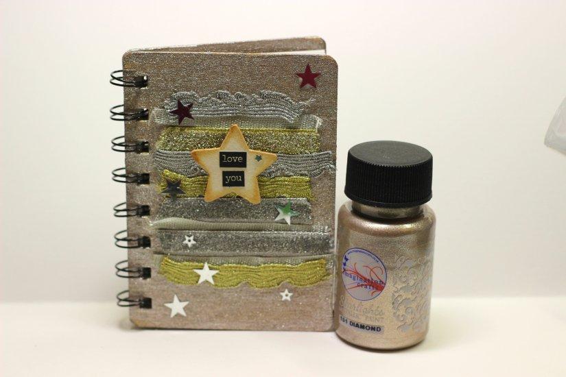 wooden notebook 2