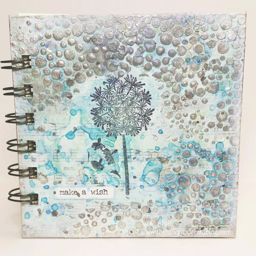 mixed media book 5