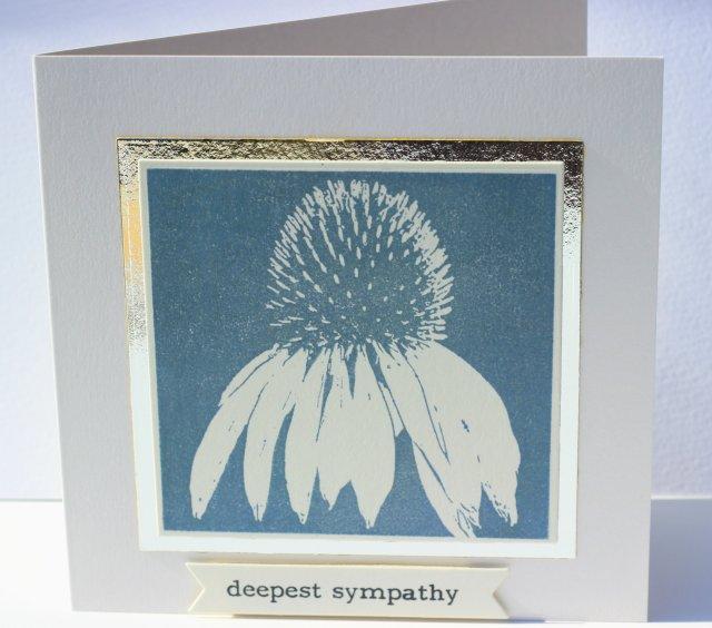 sympathy blue
