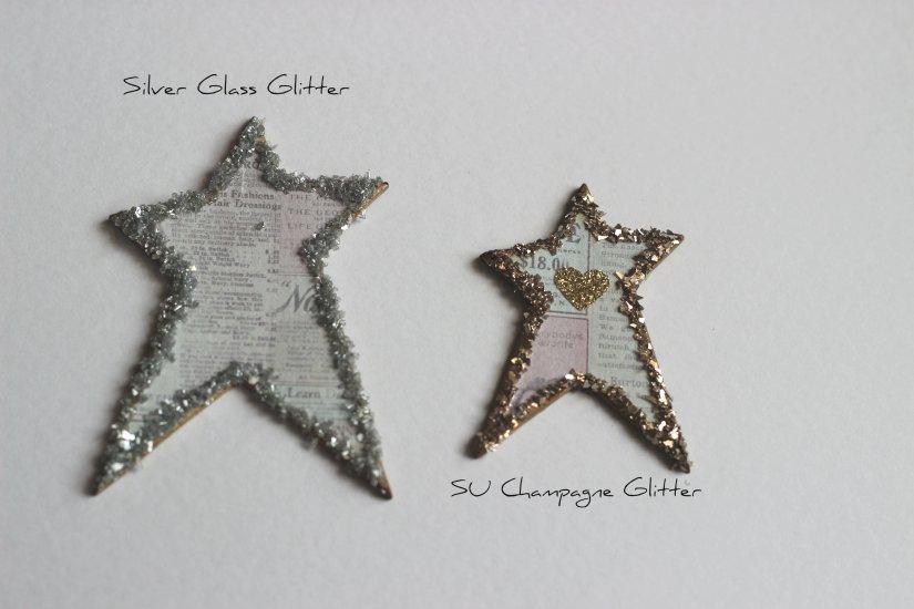 glass glitter