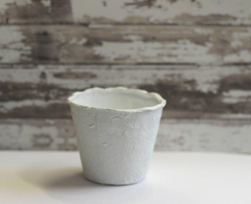 pot painted