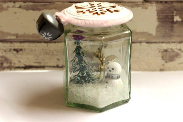 snow-jar