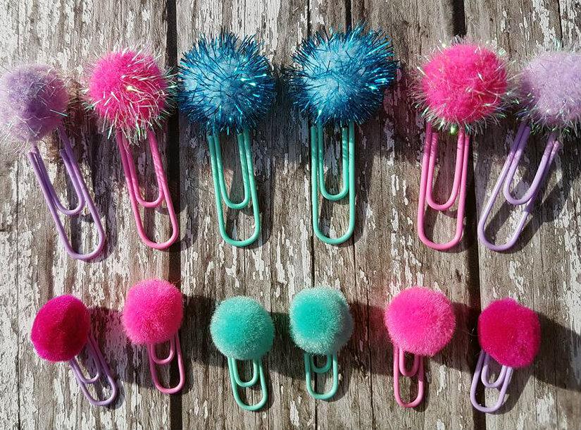 pom pom paper clips 3